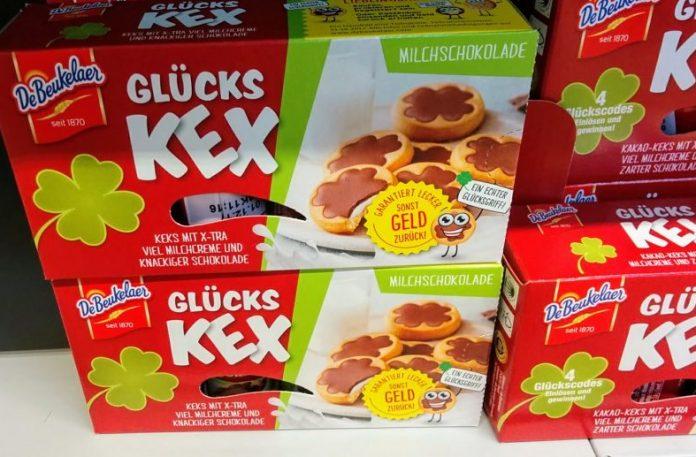 DeBeukelaer Glücks-Kex