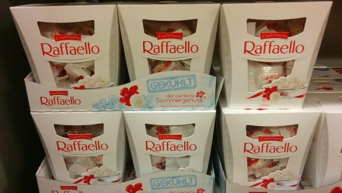 Rerrero Raffaello: Cool Summer Breeze