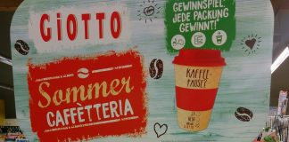 Giotto Sommer Cafeteria