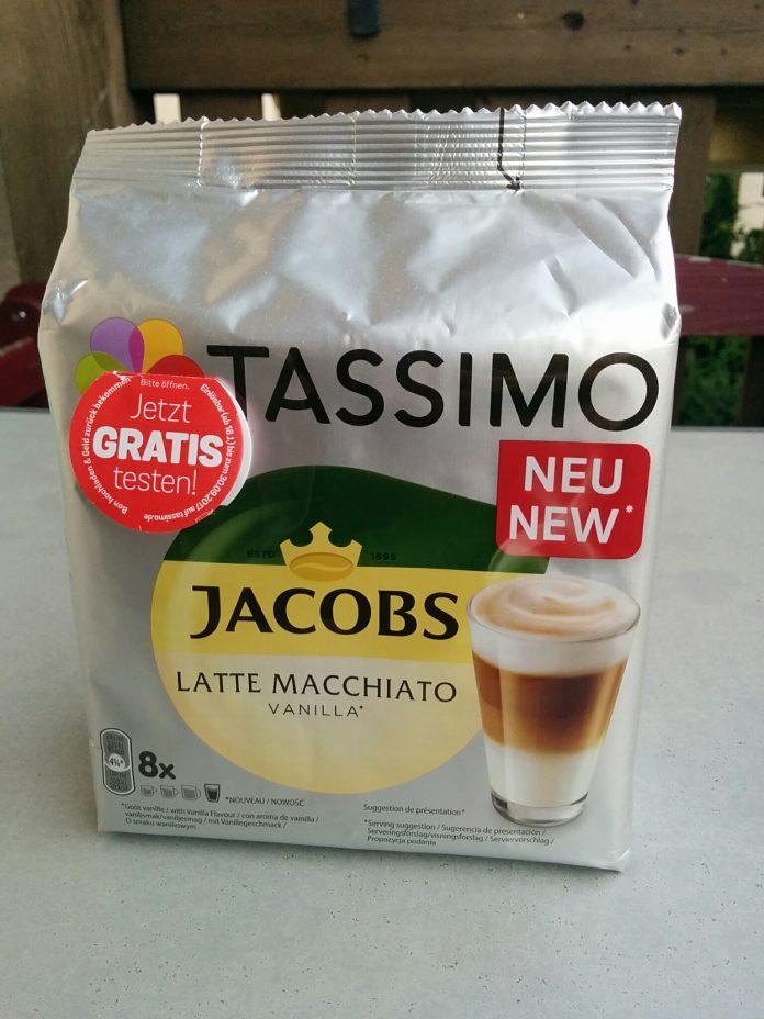 Tassimo Jacobs Latte Macchiato Vanilla