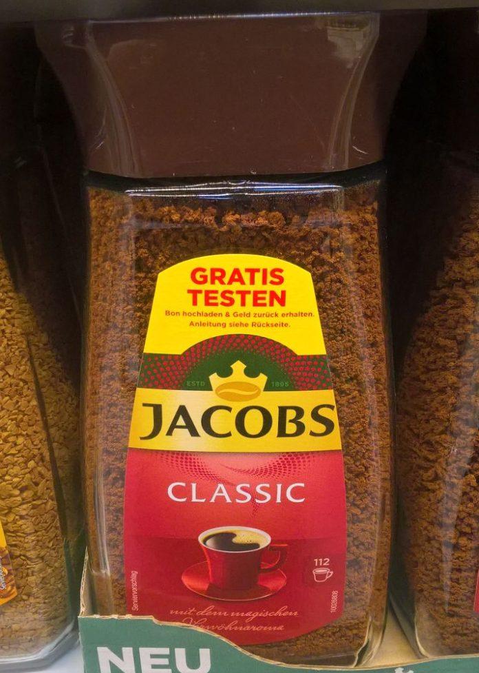 Jacobs Classic Kaffee