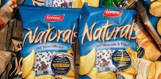 Lorenz Naturals Kartoffelchips