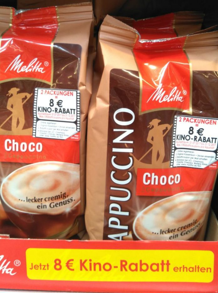 Melitta Typ Cappuccino