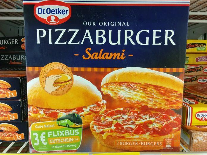 Dr. Oetker Pizzaburger