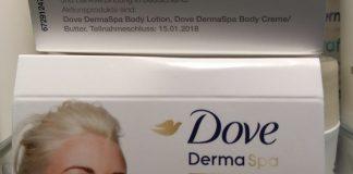 Dove DermaSpa