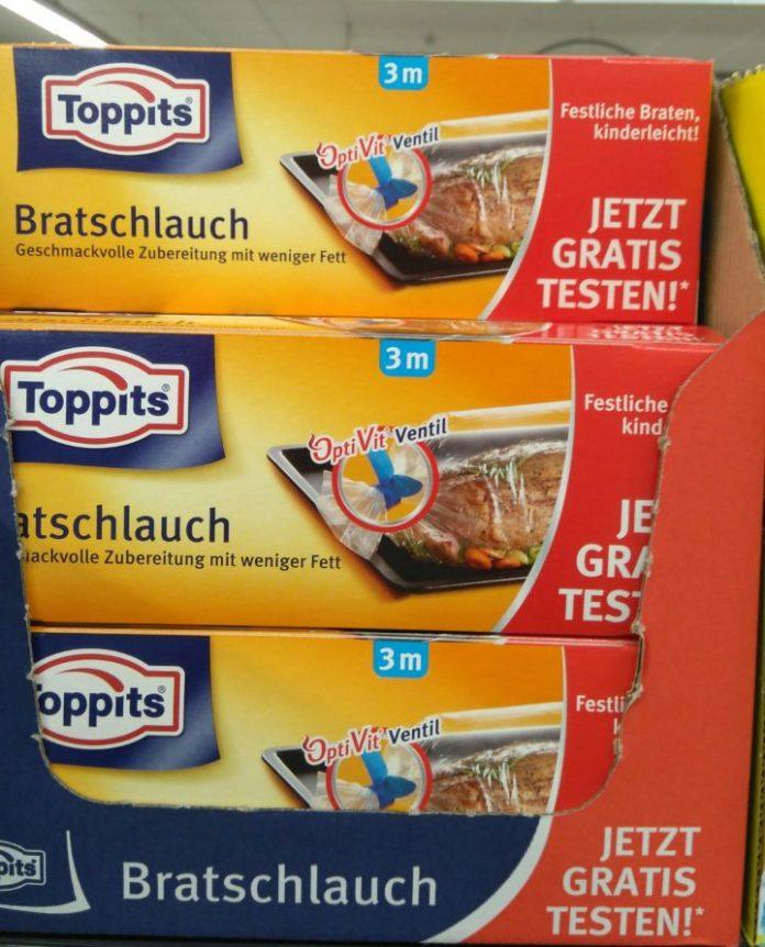 Melitta Toppits Bratschlauch