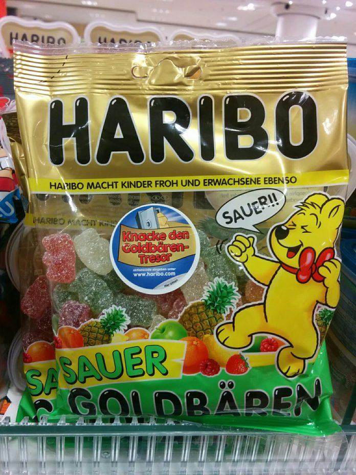 Spielzeug Rund Um Den Neuen Superhelden: Haribo Goldbären Verlost Goldbarren Im Wert Von 1 Million