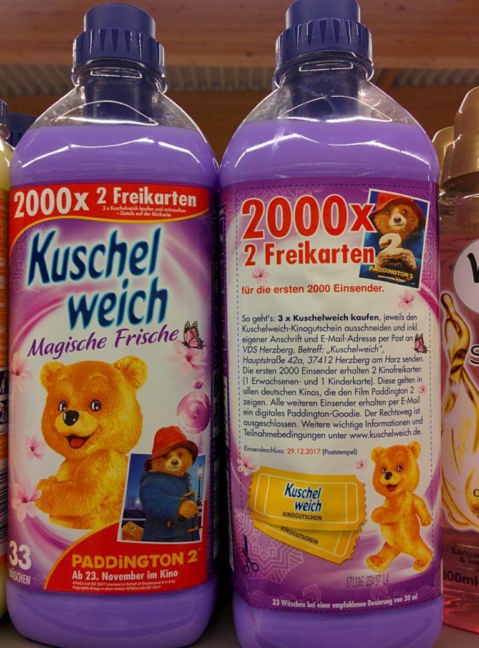 Kuschelweich gewinnspiel