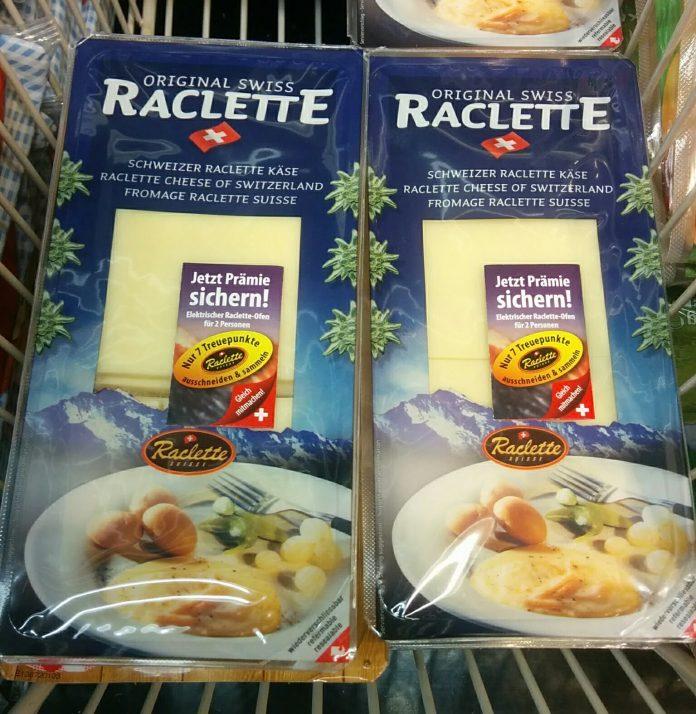 Original Raclette Swiss
