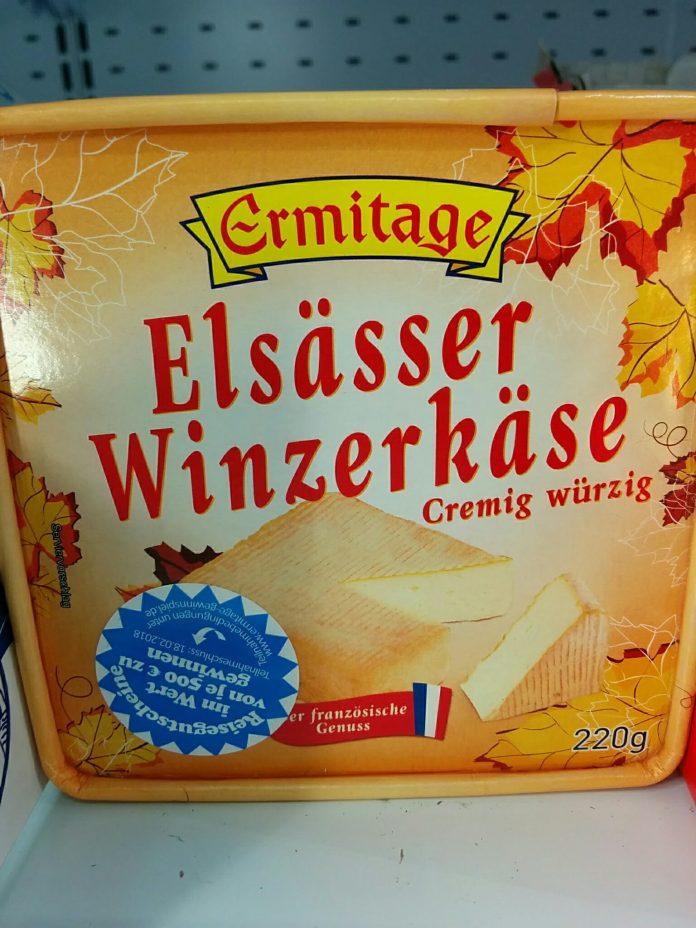 Ermitage Elsässer Winzerkäse