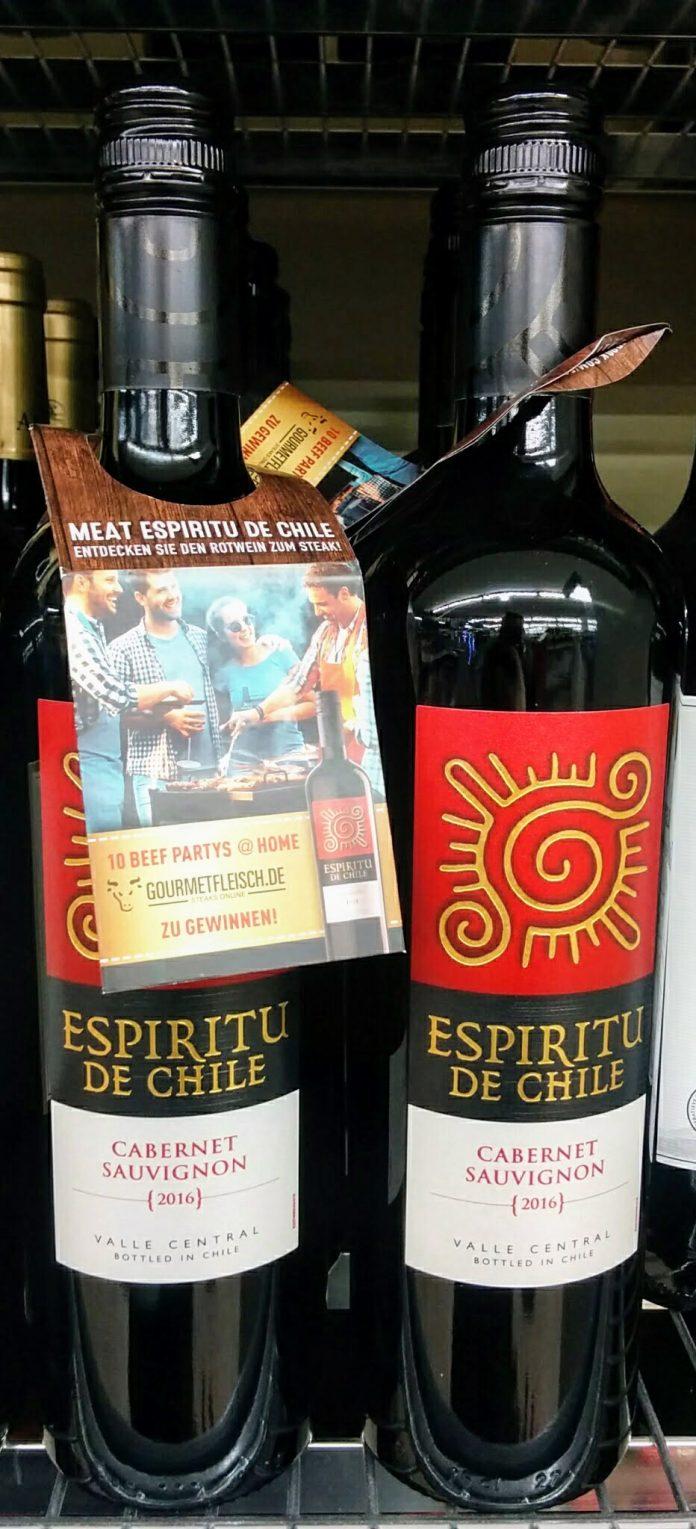 Espiritu de Chile - Rotwein