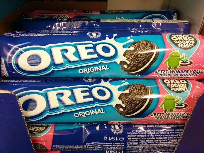 The Great Oreo Cookie Search