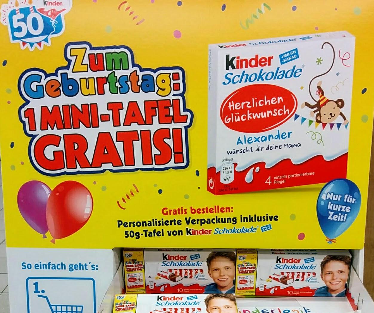 Kinderschokolade Personalisierte Mini Tafel Geschenkt Hamsterrausch