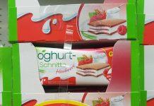Joghurt-Schnitte