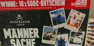 Niederegger Lübeck - Jochen Schweizer