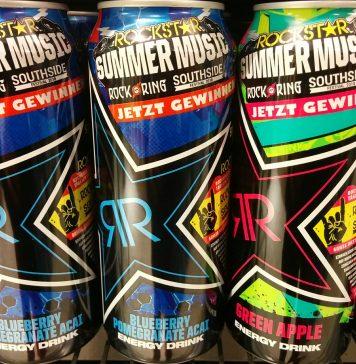 Rockstar Energy Drink - Festivaltickets