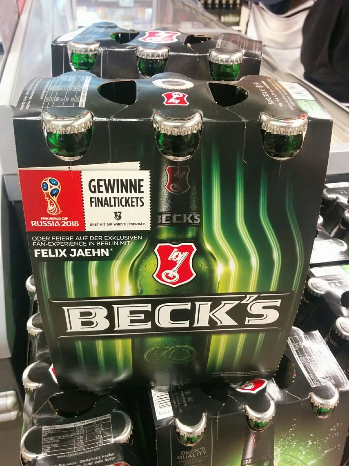 becks fifa gewinnspiel tickets 2019