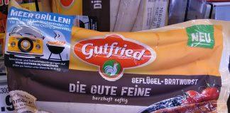 """Gutfried """"Meer Grillen"""