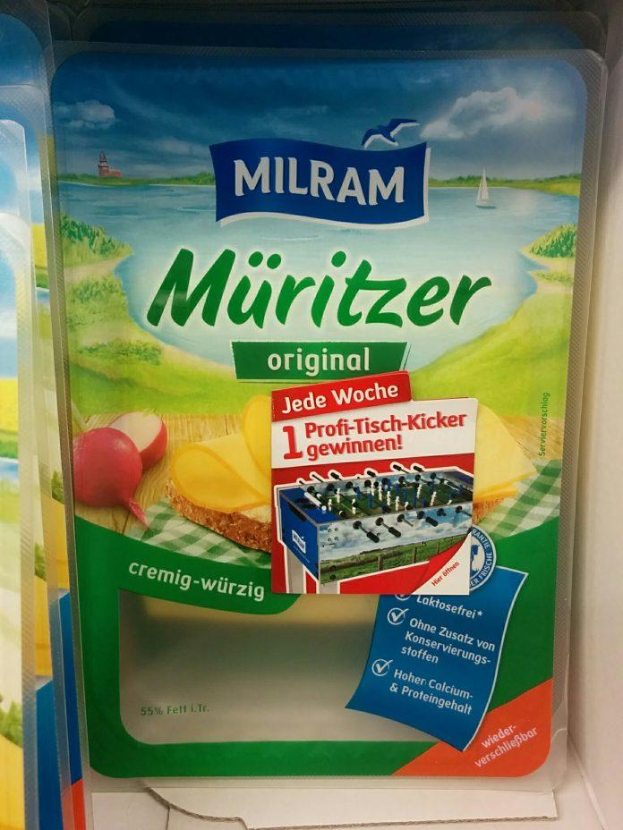 Milram - Tisch-Kicker