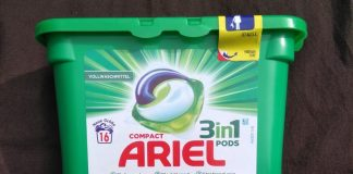 Ariel Compact 3in1 Pods