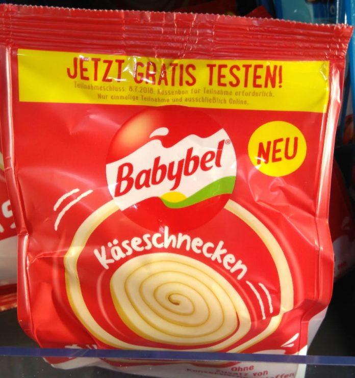 Babybel - Minischnecken