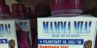 """Dalli - """"Mamma mia! Here we go again"""""""