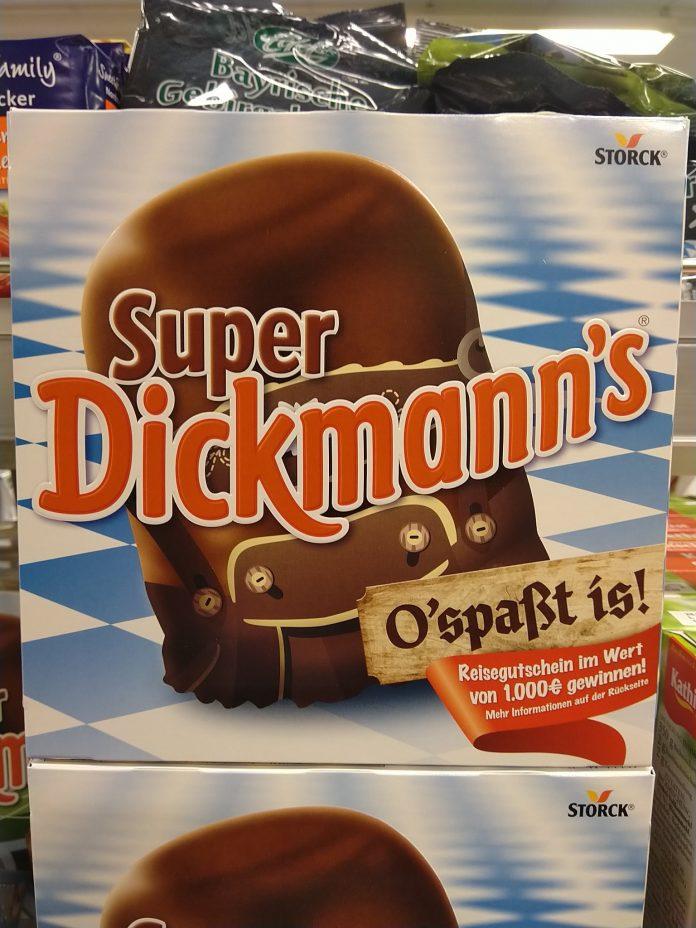 DICKMANNS DE GEWINNSPIEL