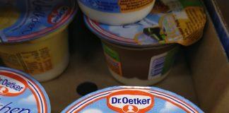Dr. Oetker Wölkchen-Flixbus