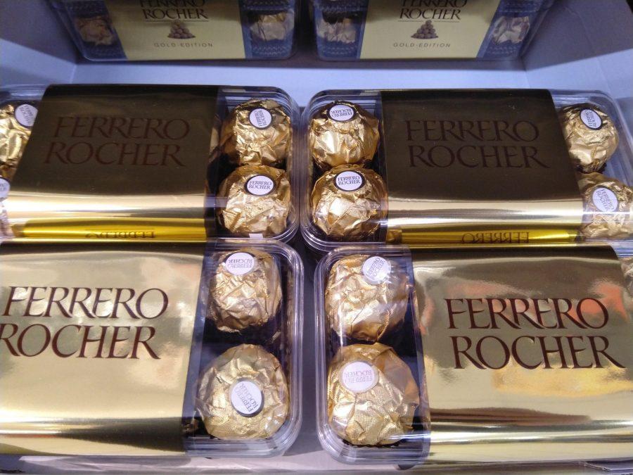 Ferrero Rocher Verlost Goldbarren Für 500000 Euro Und Verschenkt