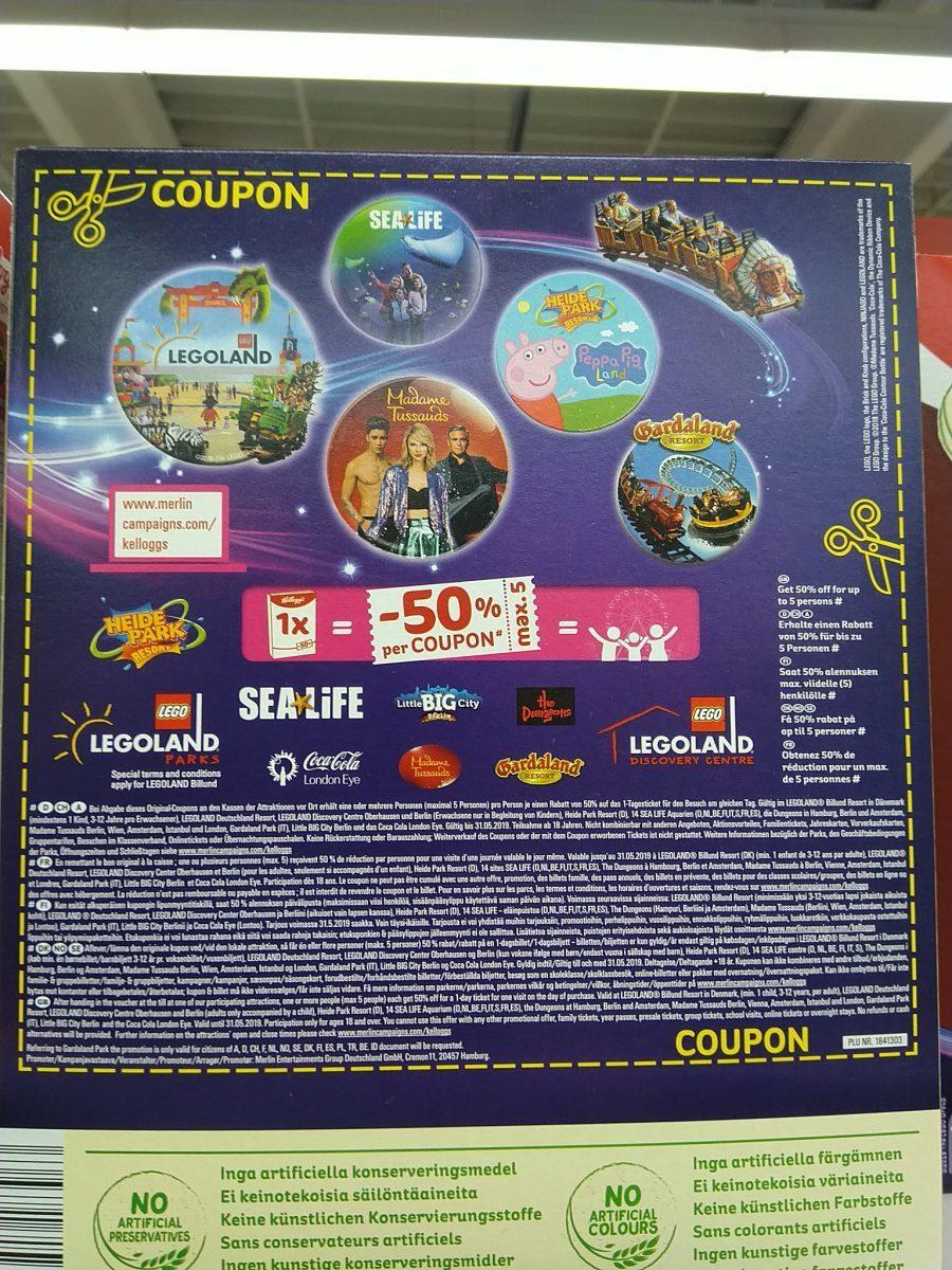 heide park coupon