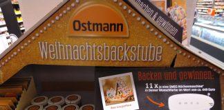 Ostmann Gewürze Weihnachtsbackstube