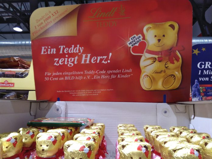 Lindt-Teddy
