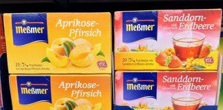 Meßmer-Teebox