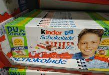 Kinder Schokolade - Pixi-Buch