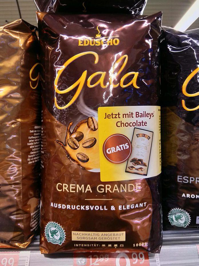 Eduscho Gala Baileys Chocolate
