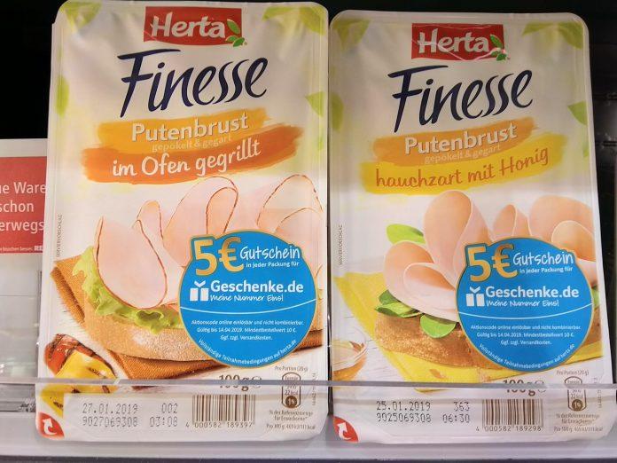 Herta Finesse - Geschenke.de