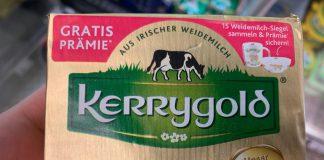 Kerrygold Weidemilch-Siegel