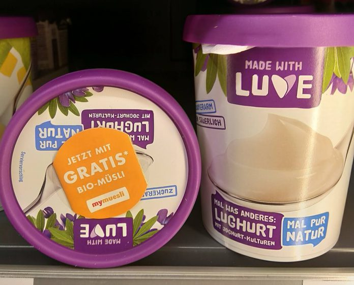 Made with Luve Lughurt