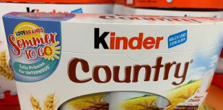 kinder Country - Sommer to go