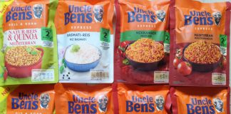 Uncle Bens Express Reis