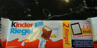 Ferrero Kinder Riegel - Kindle