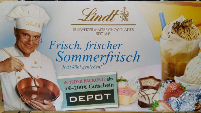 Lindt Depot Gutschein