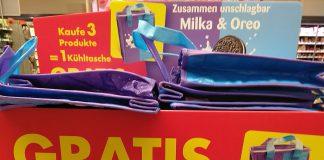 Milka Oreo Kühltasche
