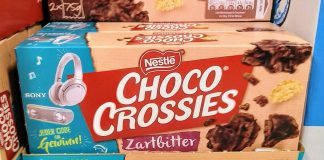 Nestle Choco-Crossies
