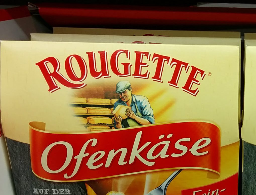 Rougette Grill and Win - Ofenkäse