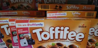 Toffifee - #toffifamily