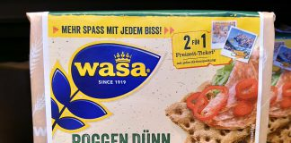 Wasa Freizeit-Ticket