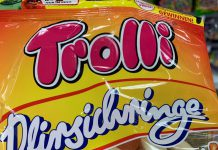 Trolli - Angry Birds
