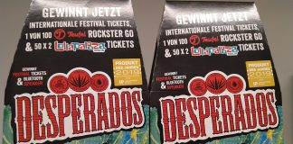 Desperados Lollapalooza 2019