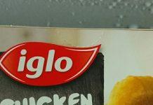 Iglo Goldstäbchen
